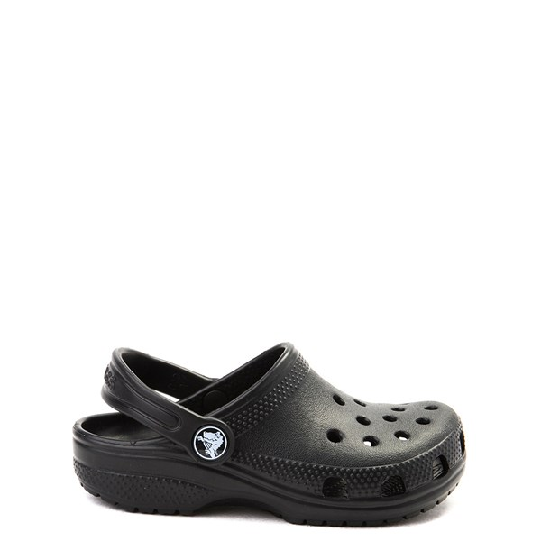 Main view of Crocs Classic Clog - Little Kid / Big Kid - Black