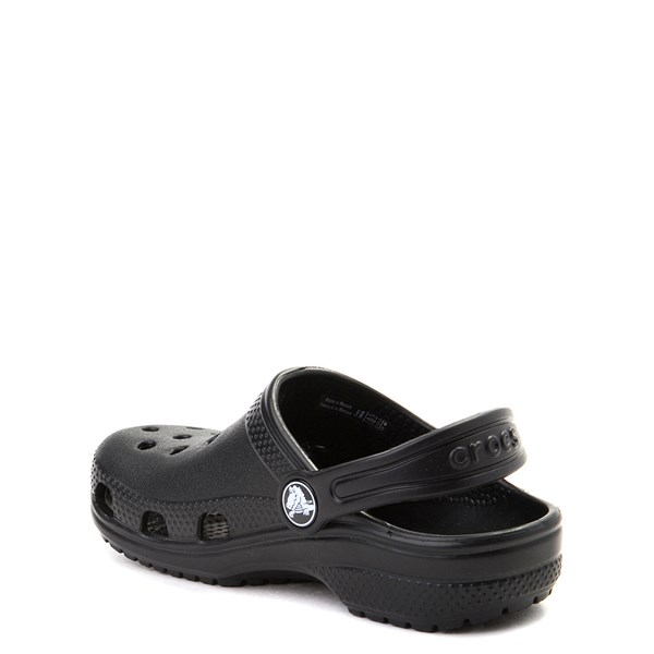 alternate view Crocs Classic Clog - Little Kid / Big Kid - BlackALT2