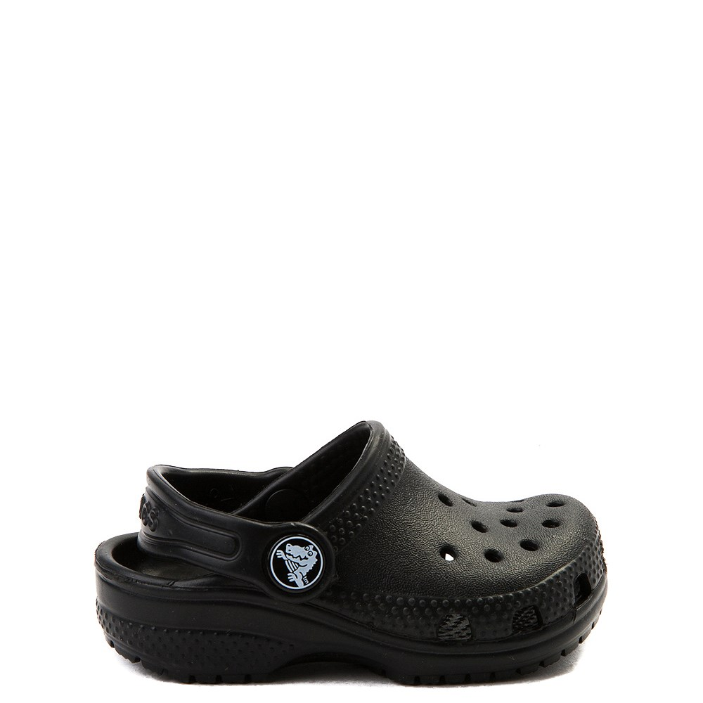 Crocs Classic Clog - Baby / Toddler / Little Kid - Black