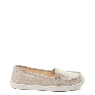 Womens Roxy Minnow Slip On Casual Shoe