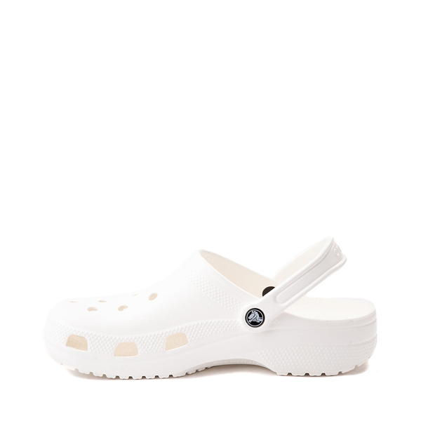 alternate view Crocs Classic Clog - WhiteALT1