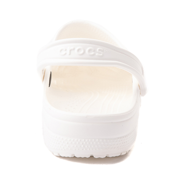 alternate view Crocs Classic Clog - WhiteALT4