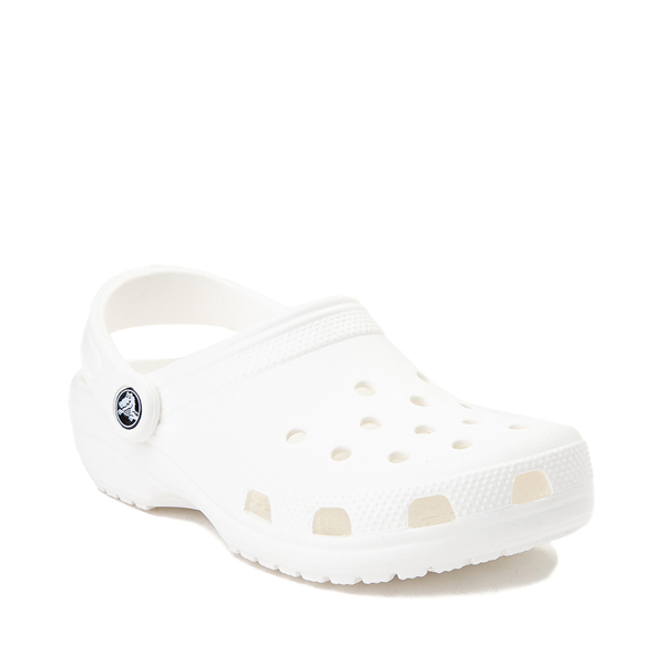 alternate view Crocs Classic Clog - WhiteALT5
