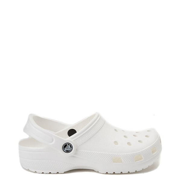 Main view of Crocs Classic Clog - White
