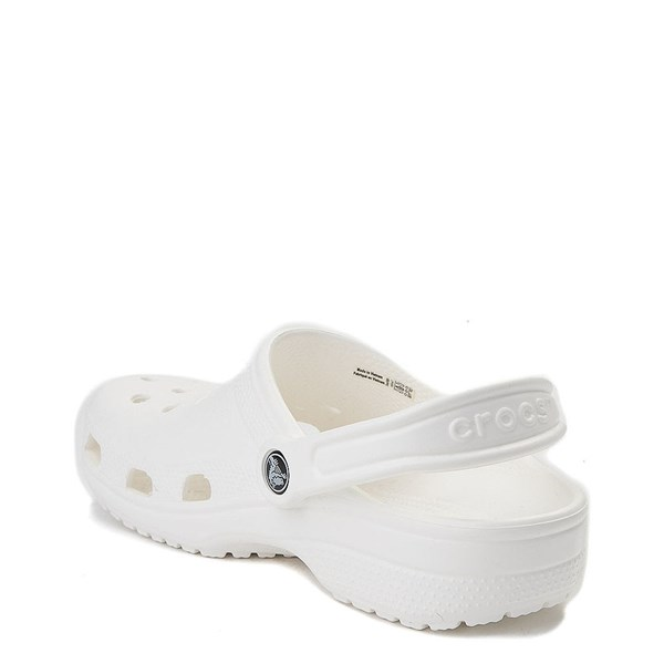 alternate view Crocs Classic Clog - WhiteALT2