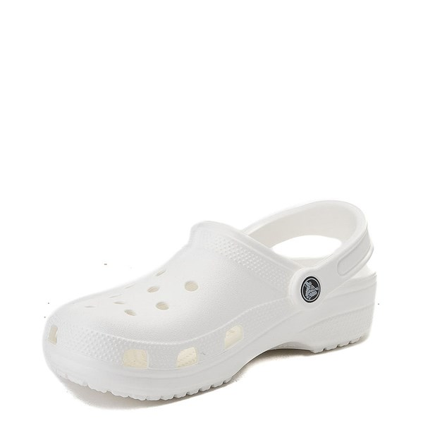 alternate view Crocs Classic Clog - WhiteALT3