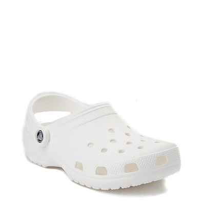 Alternate view of Crocs Classic Clog - White
