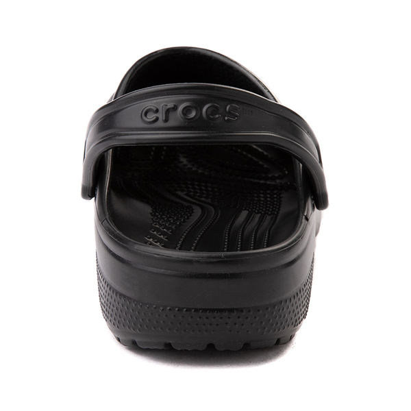 alternate view Crocs Classic Clog - BlackALT4