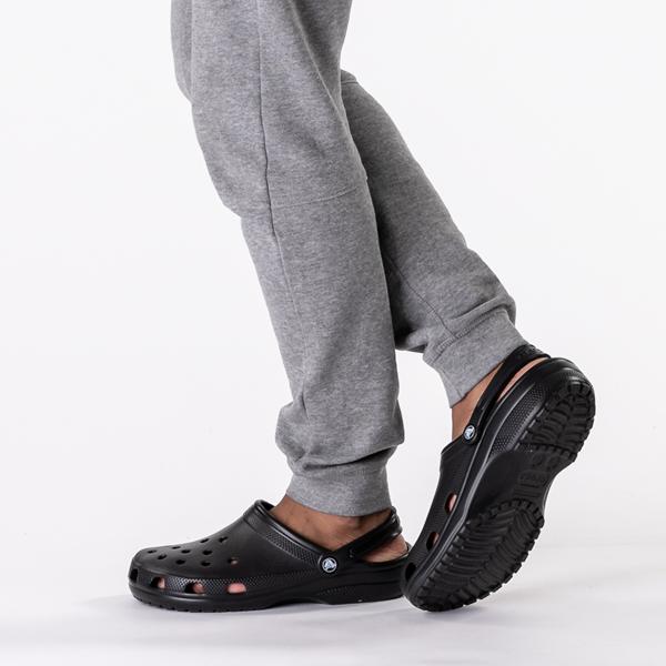 alternate view Crocs Classic Clog - BlackB-LIFESTYLE1