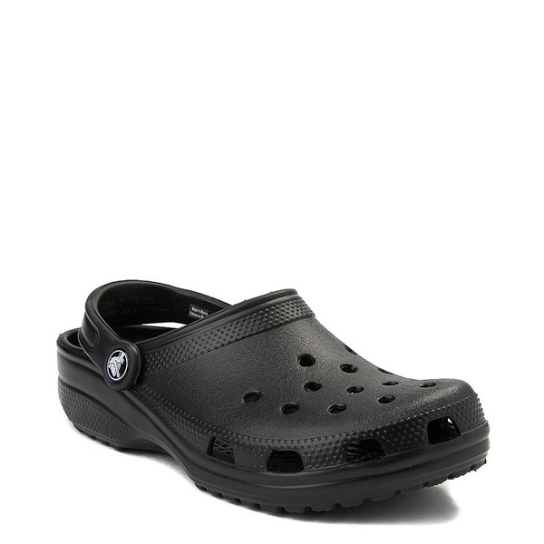 alternate view Crocs Classic Clog - BlackALT1