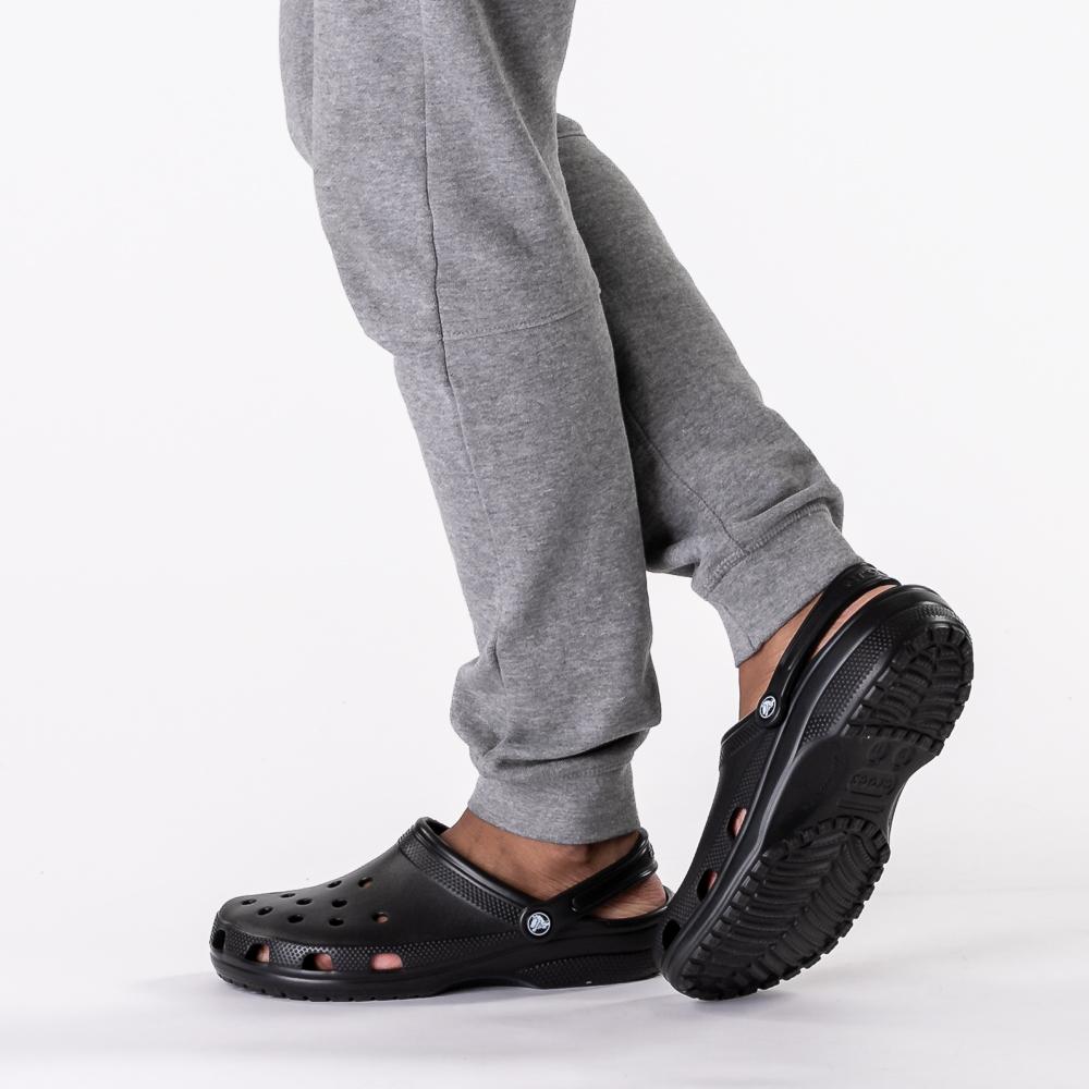 Crocs Classic Clog - Black | Journeys