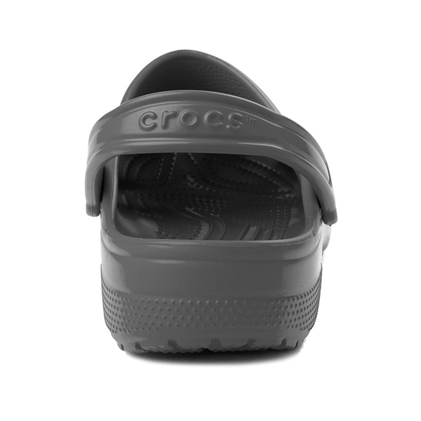 alternate view Crocs Classic Clog - GrayALT4