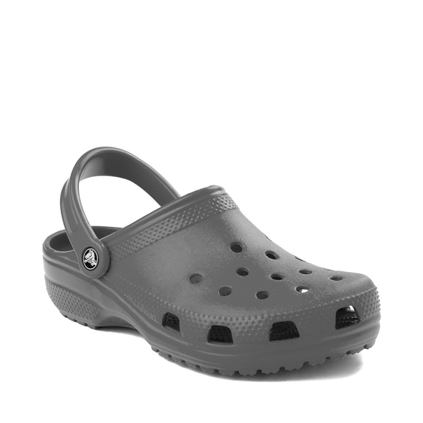 alternate view Crocs Classic Clog - GrayALT5