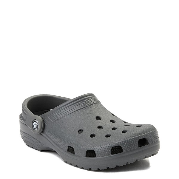 alternate view Crocs Classic Clog - GrayALT1