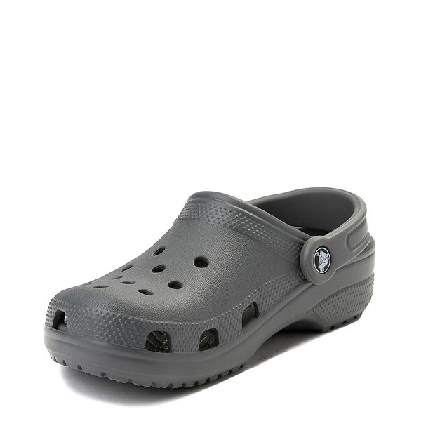 alternate view Crocs Classic Clog - GrayALT3
