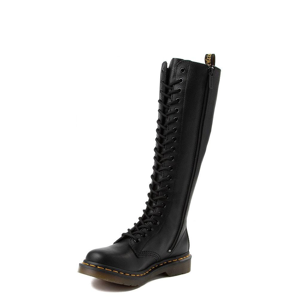 Womens Dr  Martens Virginia 20-Eye Boot