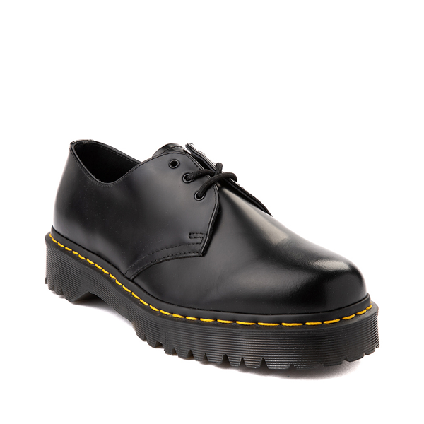 alternate view Dr. Martens 1461 Bex Casual Shoe - BlackALT5