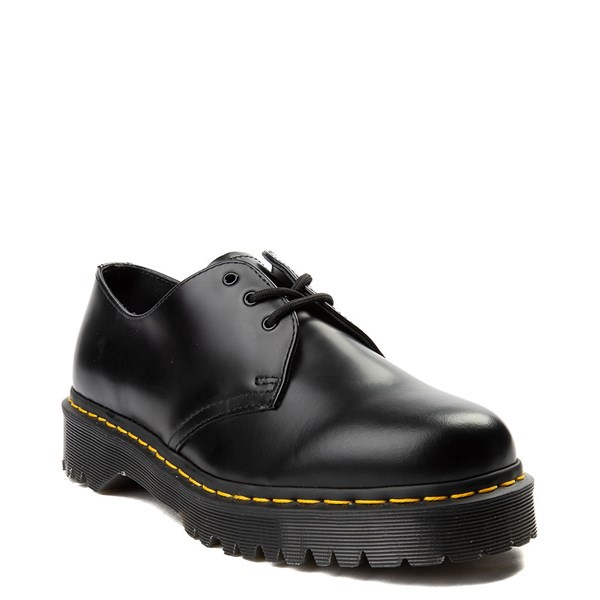 alternate view Dr. Martens 1461 Bex Casual Shoe - BlackALT1