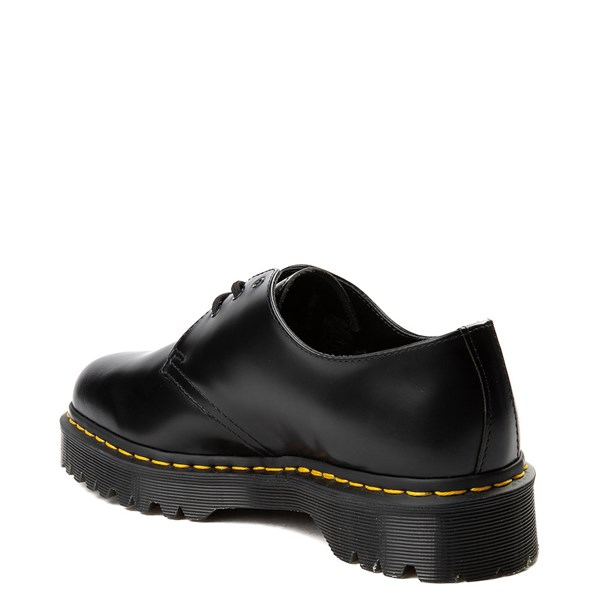 alternate view Dr. Martens 1461 Bex Casual Shoe - BlackALT2