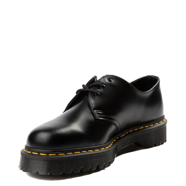 alternate view Dr. Martens 1461 Bex Casual Shoe - BlackALT3