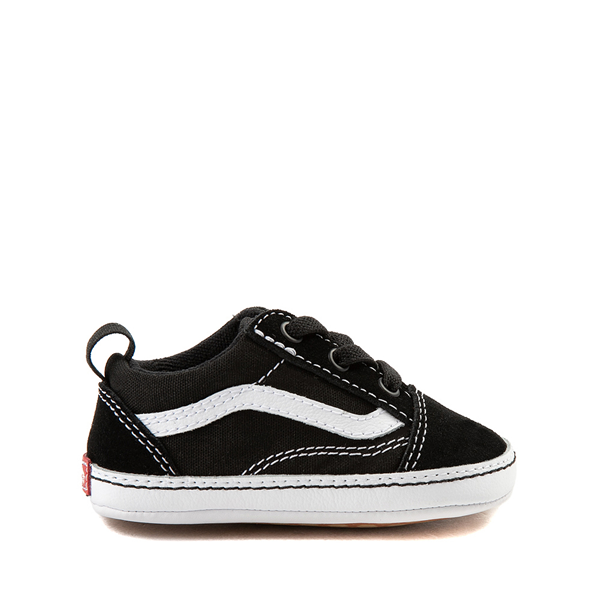 Vans Old Skool Skate Shoe - Baby - Black