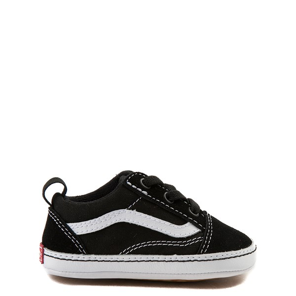 Vans Old Skool Skate Shoe - Baby - Black / White