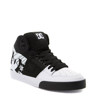 Alternate view of Mens DC Pure Hi WC SP Skate Shoe