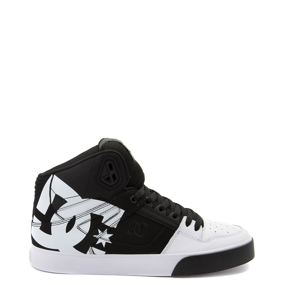 Mens DC Pure Hi WC SP Skate Shoe