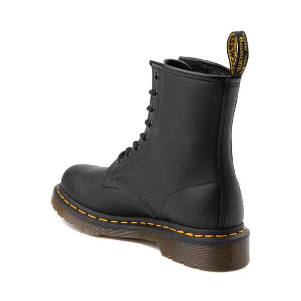 alternate view Womens Dr. Martens 1460 8-Eye Vonda Boot - BlackALT1