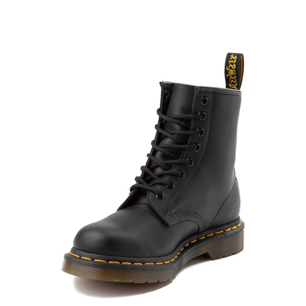 alternate view Womens Dr. Martens 1460 8-Eye Vonda Boot - BlackALT3