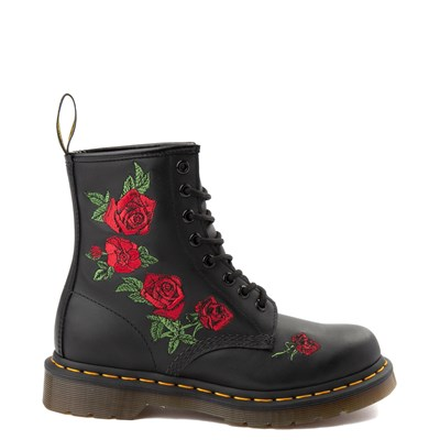 Main view of Womens Dr. Martens 1460 8-Eye Vonda Boot - Black