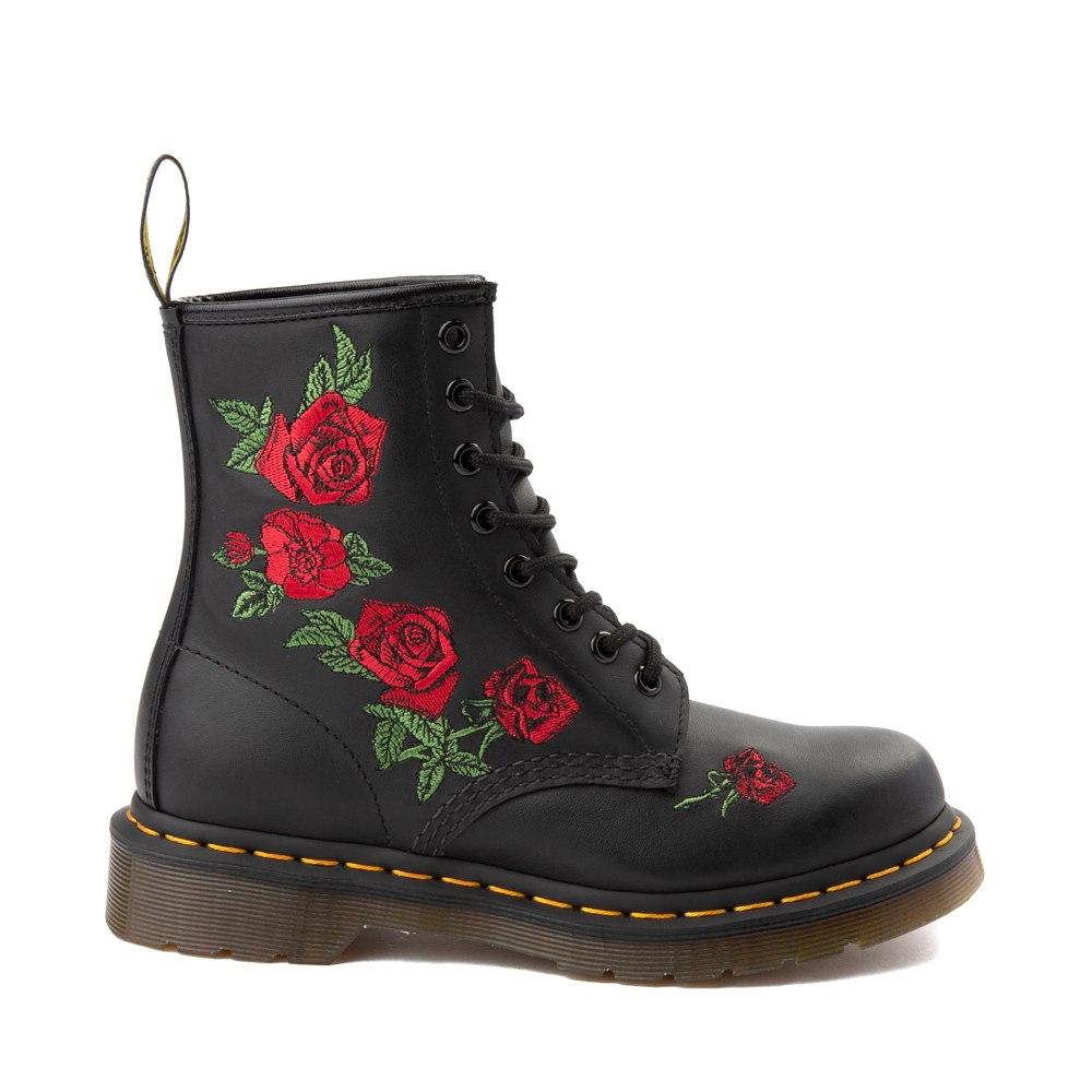 Womens Dr. Martens 1460 8-Eye Vonda Boot - Black