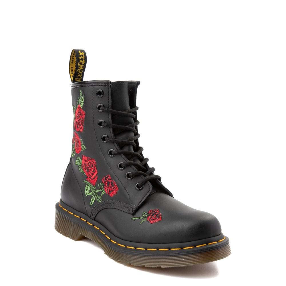 Womens Dr. Martens 1460 8-Eye Vonda Boot - Black