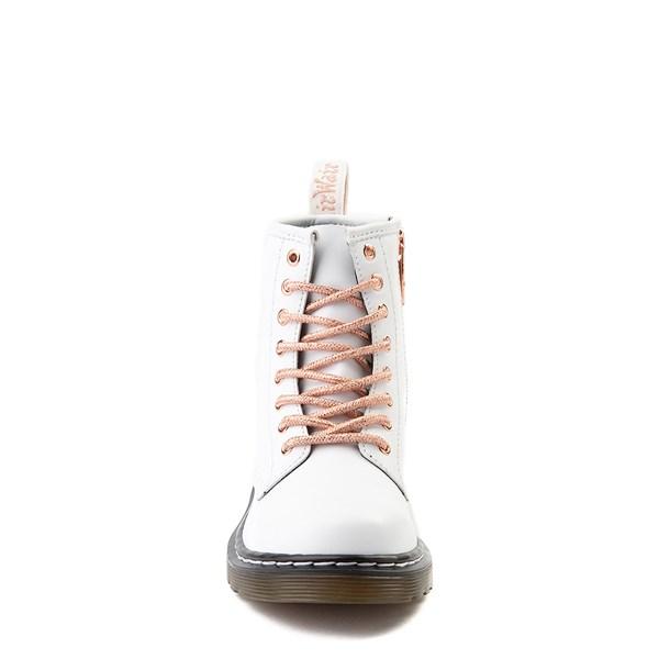 alternate view Dr. Martens 1460 8-Eye Boot - Girls Big KidALT4