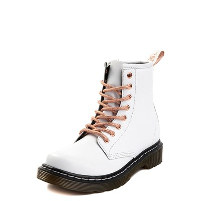 Alternate view of Dr. Martens 1460 8-Eye Boot - Girls Big Kid