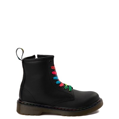 Main view of Youth Dr. Martens 1460 Multicolor Stitch 8-Eye Boot