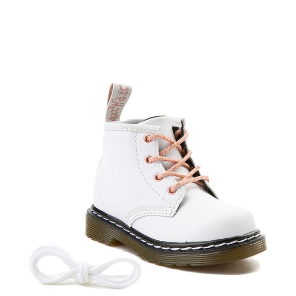 Alternate view of Dr. Martens 1460 4-Eye Boot - Girls Baby / Toddler