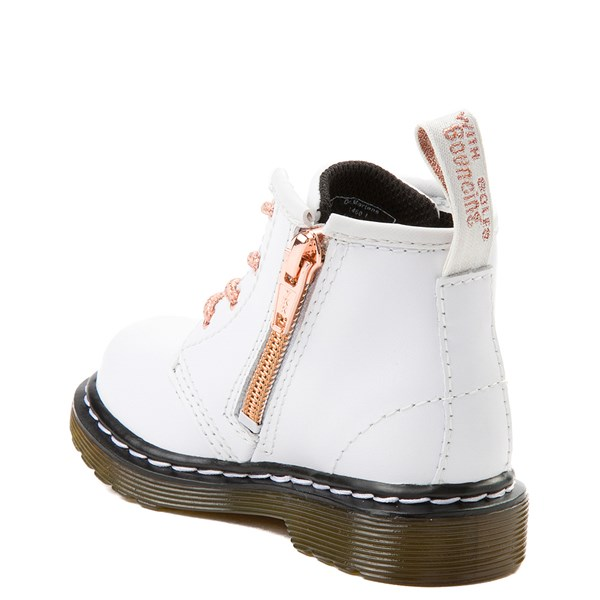 alternate view Dr. Martens 1460 4-Eye Boot - Girls Baby / ToddlerALT2