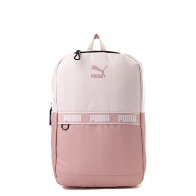 Main view of Puma Linear Backpack - Pink