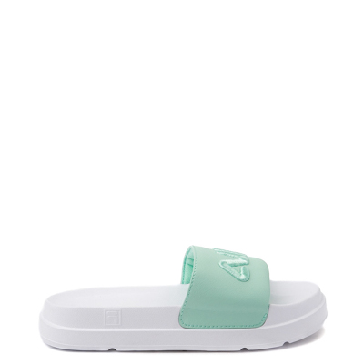 Main view of Womens Fila Drifter Bold Slide Sandal