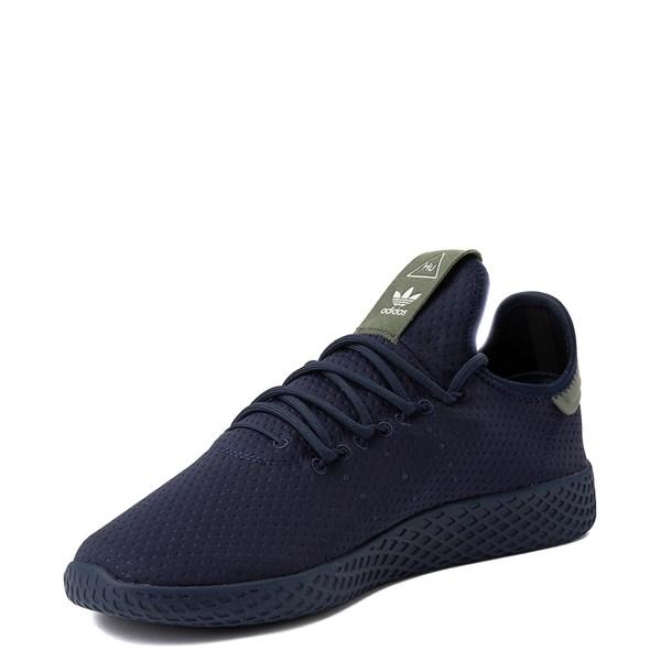 alternate view Mens adidas Pharrell Williams Tennis Hu Athletic ShoeALT3