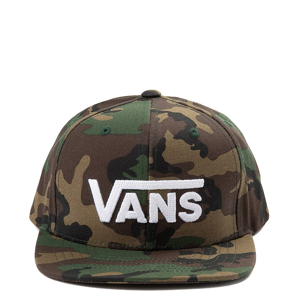 Youth Vans Drop V Snapback Cap. Previous. ALT1. default view d47840cbfd4