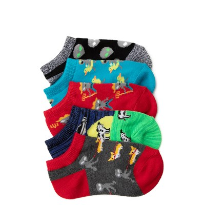 Main view of Toddler Alien Glow Socks 5 Pack