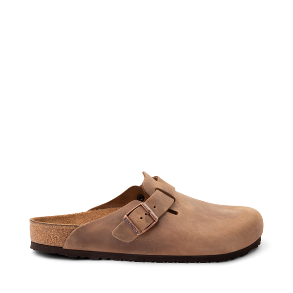 Main view of Mens Birkenstock Boston Clog - Tan