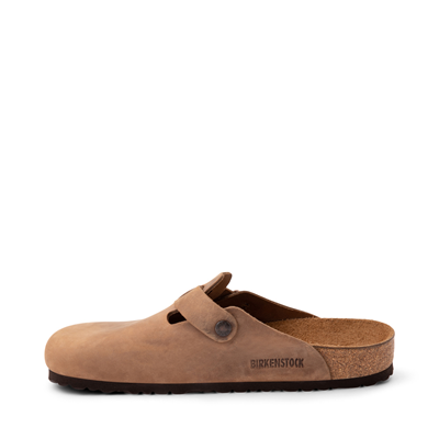 Alternate view of Mens Birkenstock Boston Clog - Tan