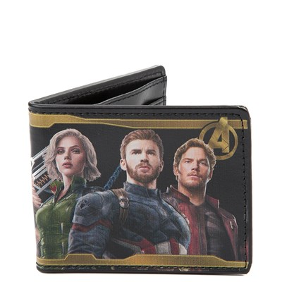 Main view of Marvel Avengers Infinity War Bi-Fold Wallet