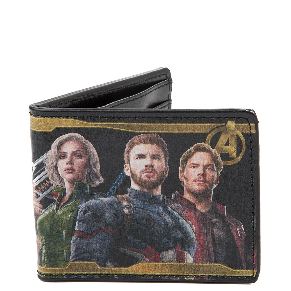 Marvel Avengers Infinity War Bi-Fold Wallet