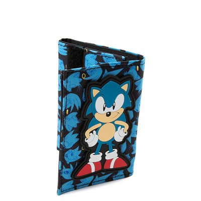 Main view of Sonic the Hedgehog™ Tri-Fold Wallet