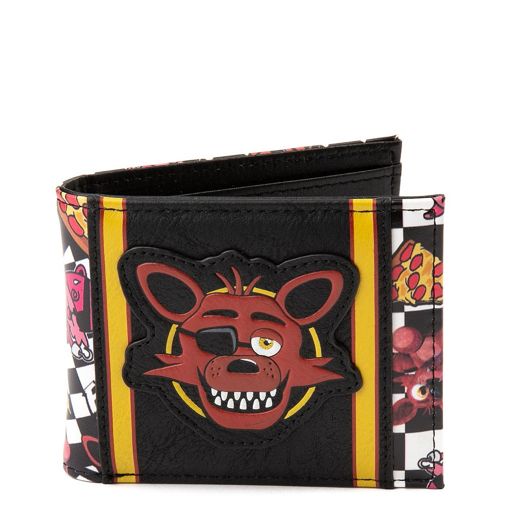 Five Nights At Freddy's Foxy Wallet
