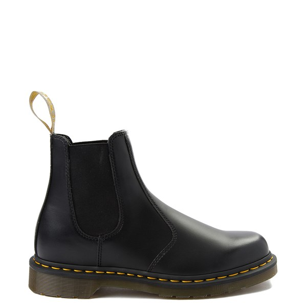 Main view of Dr. Martens 2976 Vegan Chelsea Boot - Black